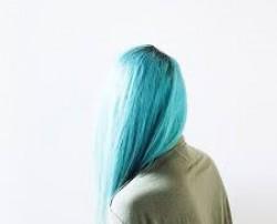QA Fluid Hair Painting